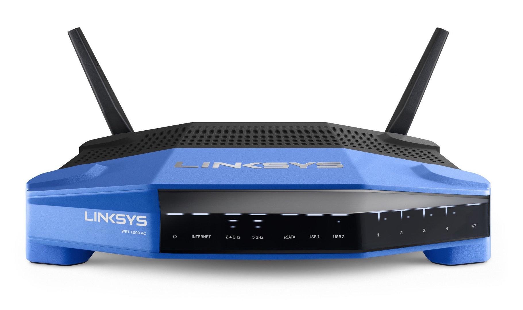 Linksys WRT1200AC – WLAN-ac-Router mit OpenWRT-Unterstützung