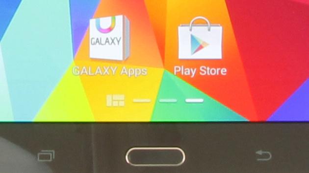 Tablets: Rendering zeigt Galaxy Tab S2 9.7 mit 4:3-Display