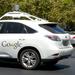 Google Self Driving Car: Computer war nie Schuld an Unfällen