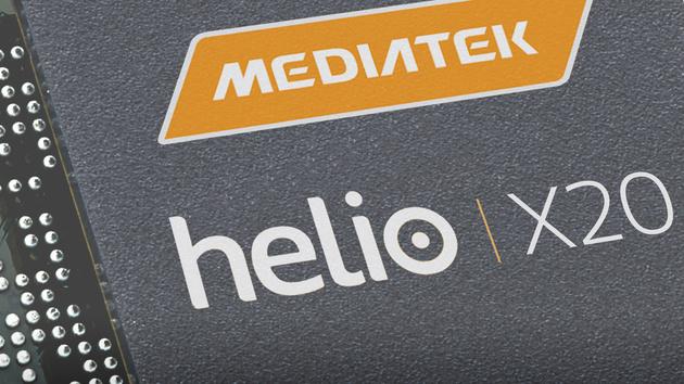 Helio X20: 10-Core-SoC von MediaTek hat einen MP3-Koprozessor