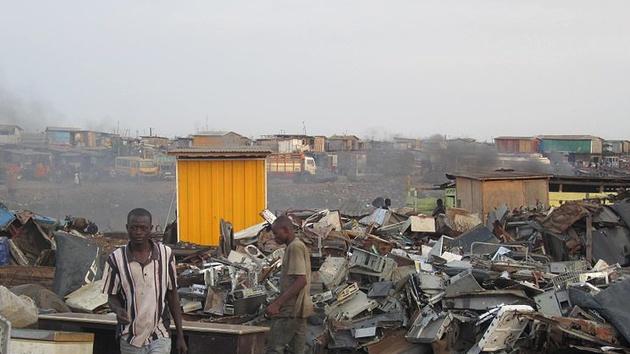 Elektronikschrott: Illegale Müllexporte sind globales Problem