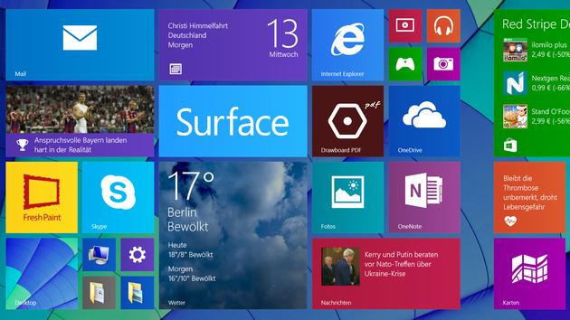 Microsoft: Windows 10 erscheint in mehr als sieben Versionen