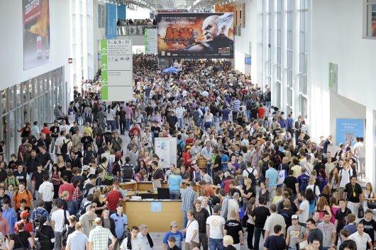 Gamescom: Messe-Samstag fast komplett ausverkauft