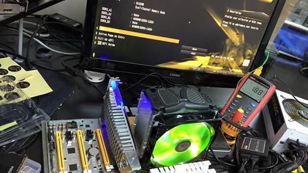 Core i7-5775C: Broadwell-CPU lässt sich auf 5,0 GHz mit Luft übertakten