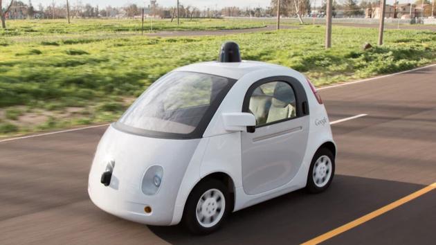 Google Self Driving Car: Autonome Autos ab dem Sommer auf US-Straßen