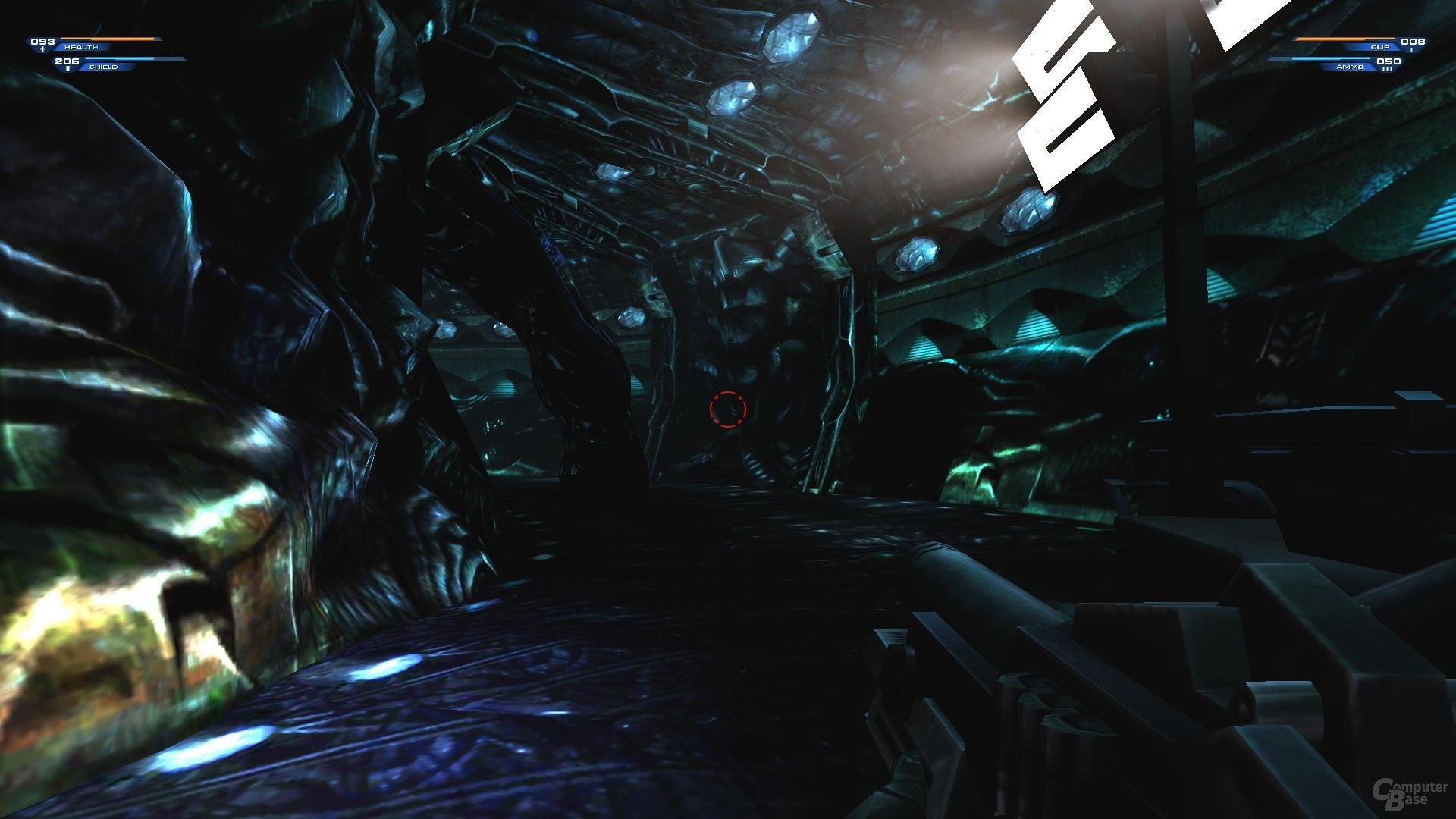 Auch Aliens hat als Inspirationsquelle gedient
