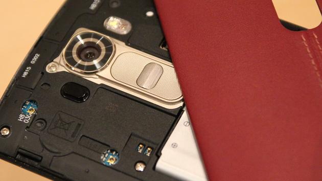 Smartphones: Auslieferung des LG G4 beginnt, ab Juni in Deutschland