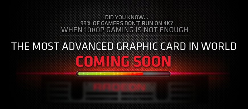 PowerColor-Teaser zu AMDs Fiji-Grafikkarte
