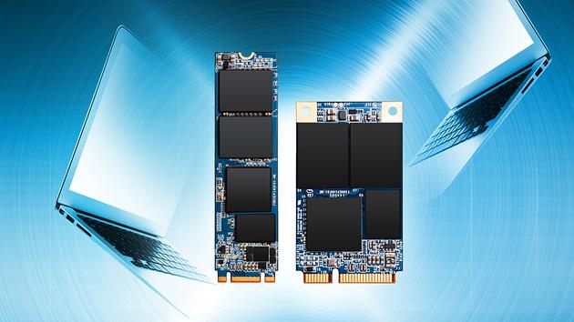 Kompakte SSDs: Silicon Power setzt auf M.2 und mSATA
