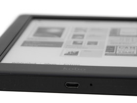 USB-Anschluß am Kobo Glo HD
