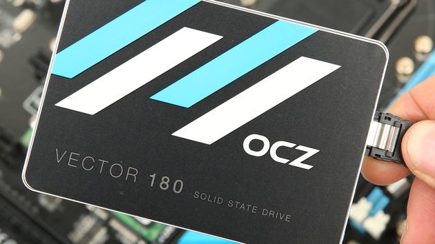 OCZ Vector 180 SSD im Test: Angriff auf die Samsung 850 Pro in der SATA-Oberklasse