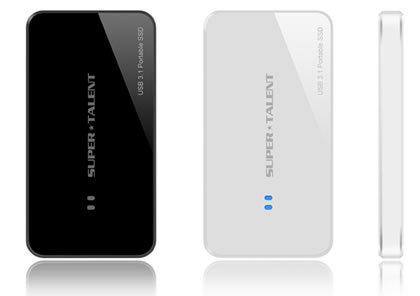 Super Talent USB 3.1 Portable RAIDDrive