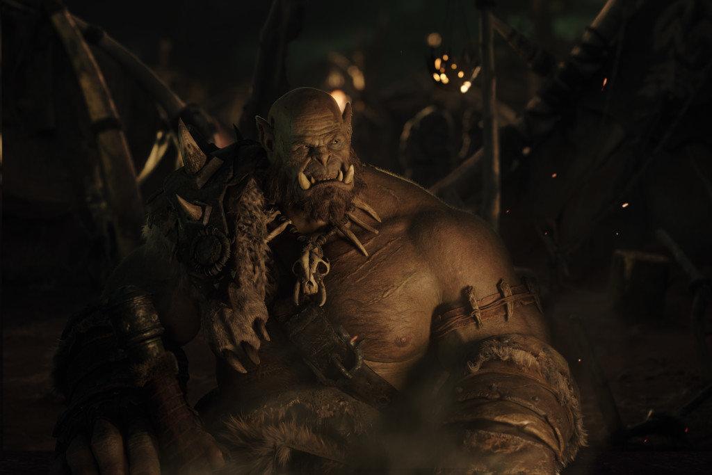 CGI-Grafik von Orgrim