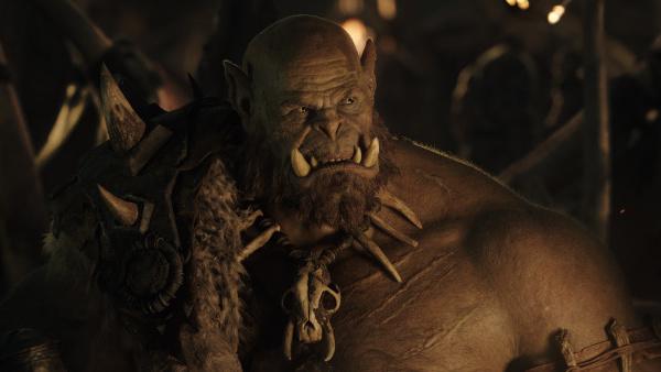 Warcraft der Film: Erste Bilder zeigen den Orc Orgrim
