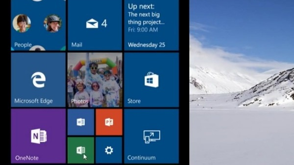 Windows 10: Build 10122 läutet den Endspurt zum Release ein