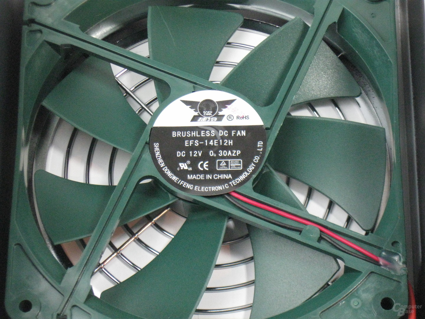 LC-Power LC6560GP3 V2.3 – Lüfter