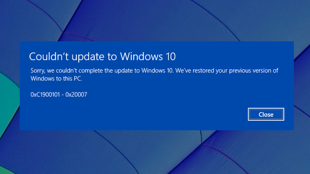 Windows 10: Build 10122 mit Problemen bei der Installation