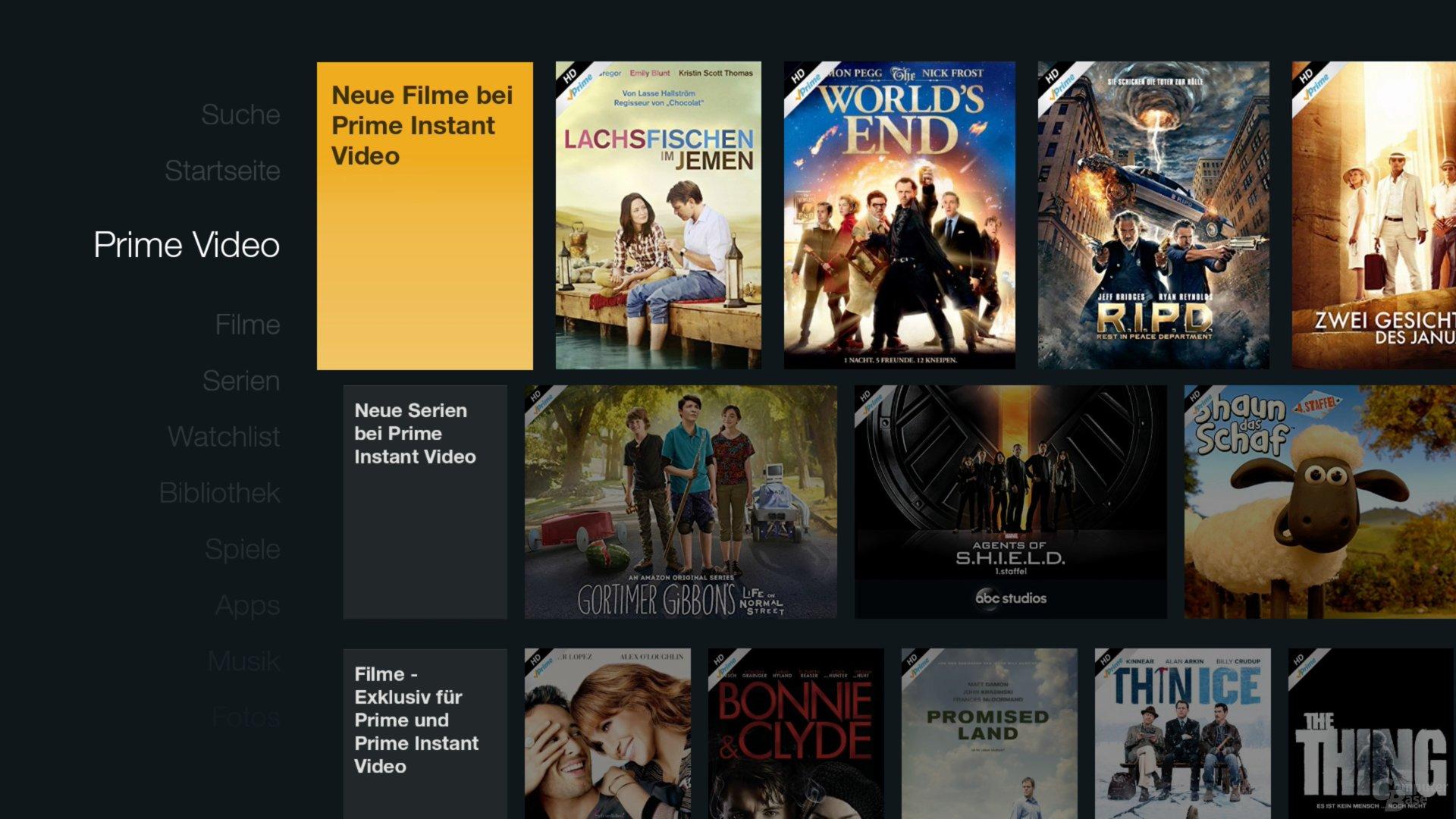 Amazon Fire TV Stick – Prime Video