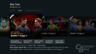 Amazon Fire TV Stick – Star Trek von 1966
