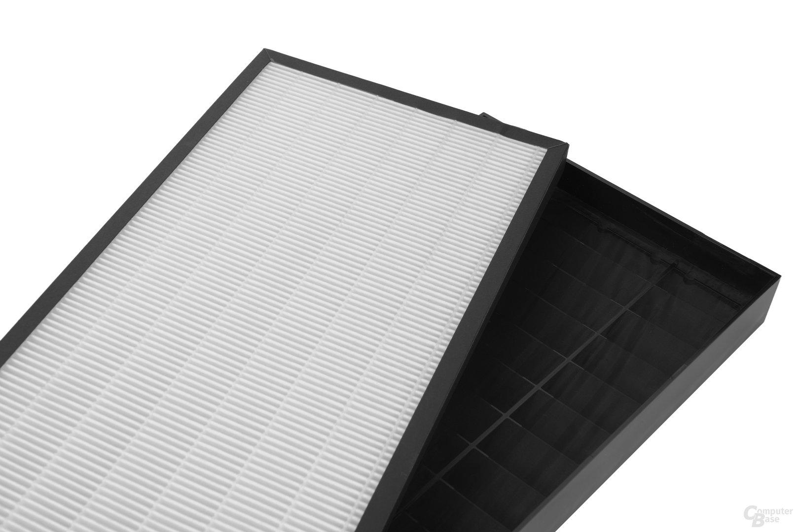 Silverstone Mammoth MM01 – Frontstaubfilter im Detail