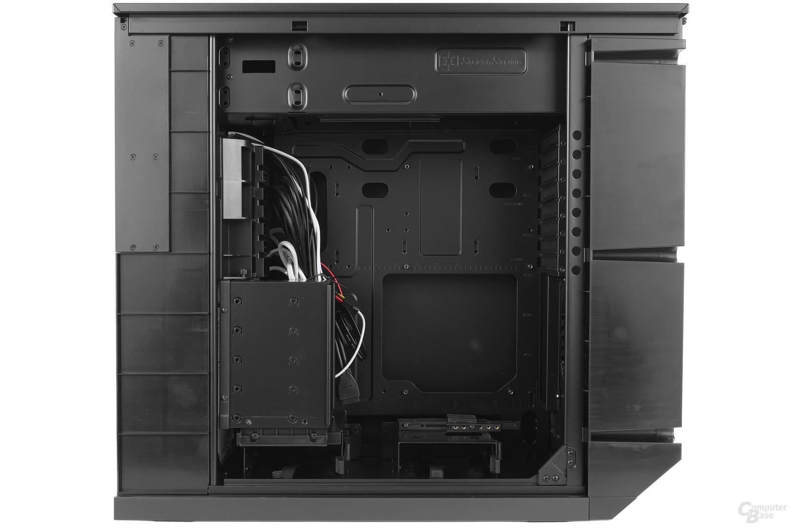 Silverstone Mammoth MM01 – Innenraumansicht