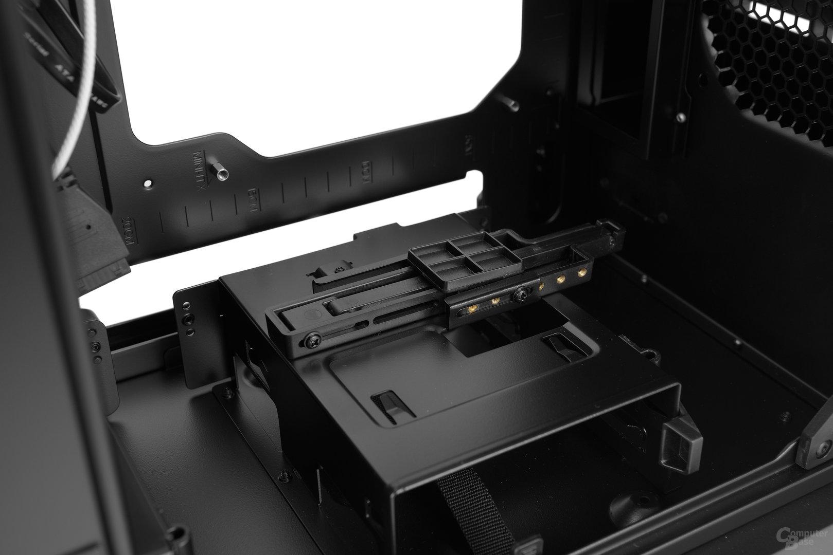 Silverstone Mammoth MM01 – CPU-Kühlerhalter