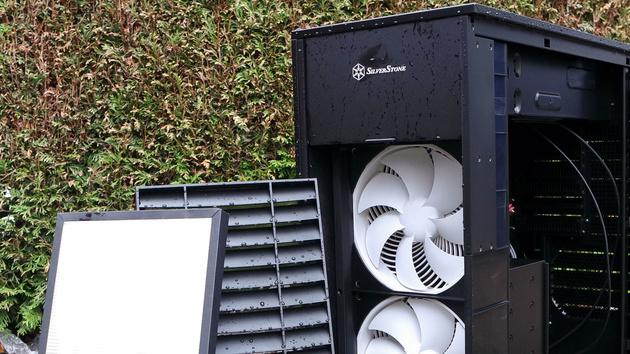 Silverstone Mammoth MM01 im Test: Gehäuse mit IP-Zertifizierung für extreme Bedingungen