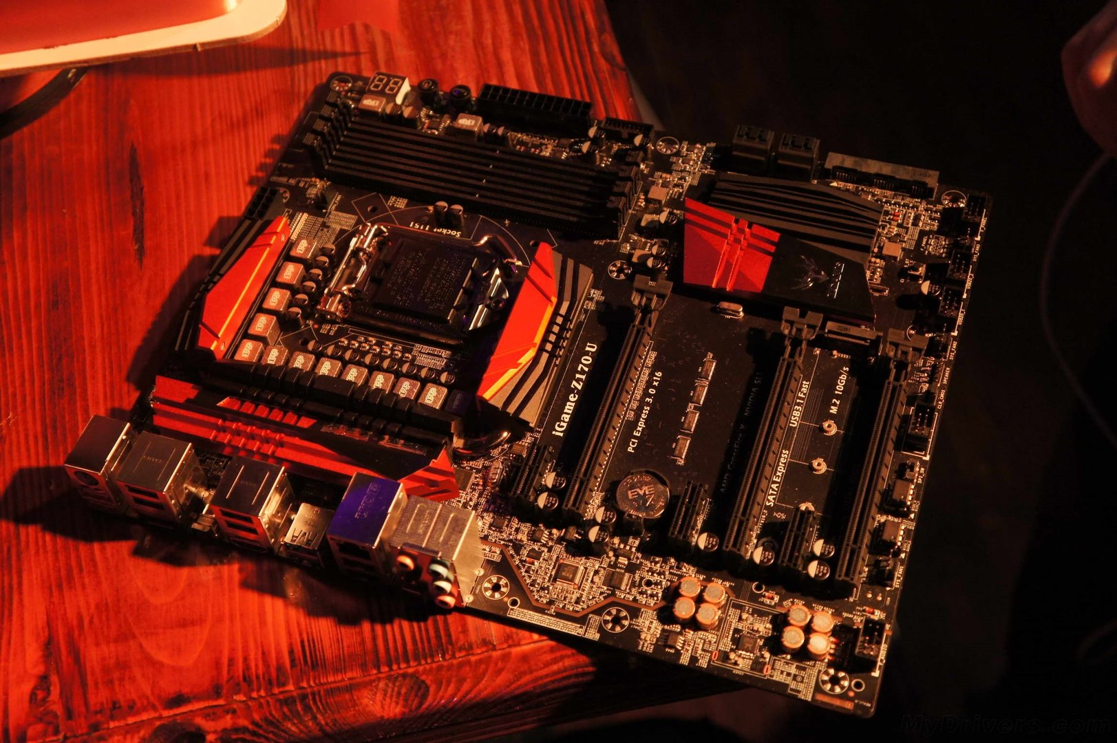 Colorful iGame Z170-U