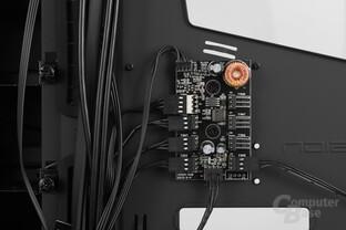 NZXT Noctis 450 – PWM-Lüftersteuerung