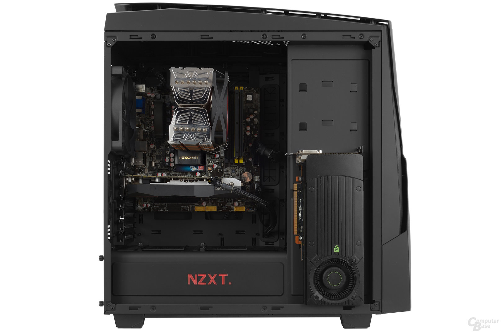 NZXT Noctis 450 – Testsystem