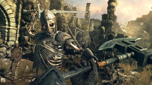 Hellraid: Düsteres Action-RPG zurück am Zeichenbrett