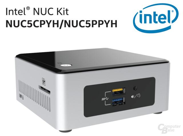 Intel NUC mit Braswell