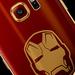 Galaxy S6 edge: Limitierte Iron-Man-Edition in Rot und Gold