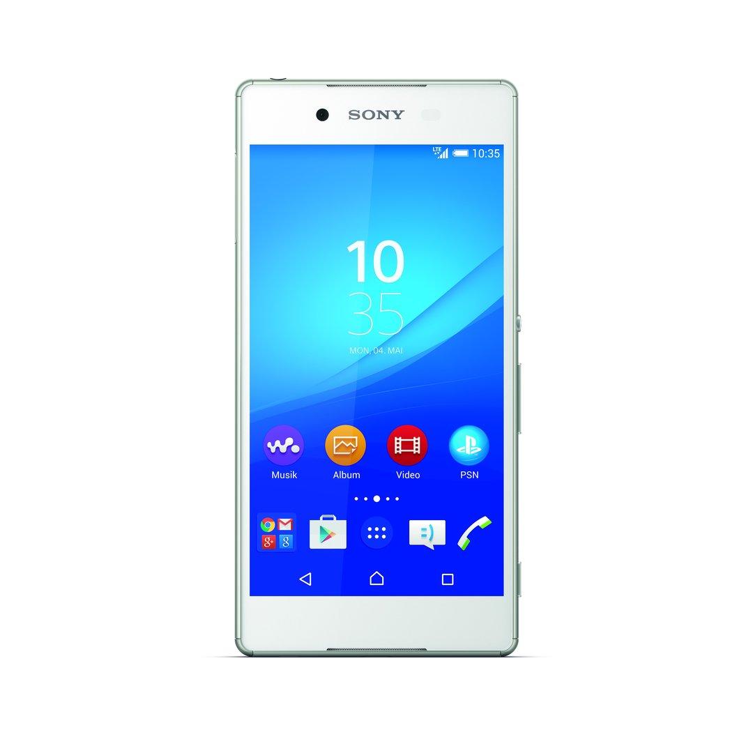Sony Xperia Z3+ in Weiß