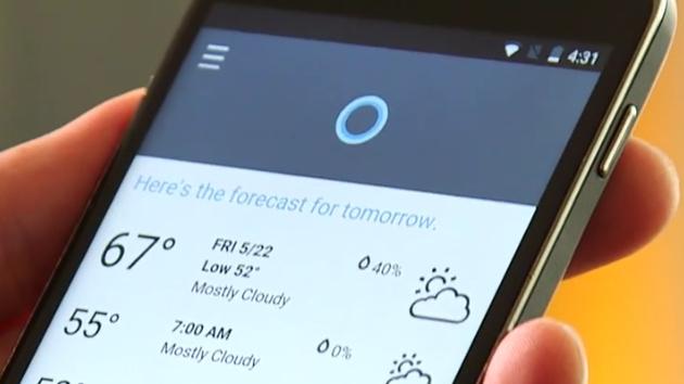 Windows 10: Cortana erscheint als App für Android und iOS