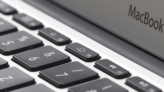 """Apple: """"Fusion Keyboard"""" verbindet Tastatur und Touchpad"""