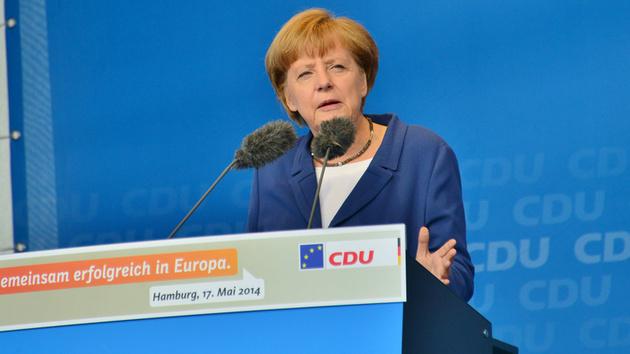 No-Spy-Abkommen: Merkel wusste schon 2013 von scheiternden Verhandlungen