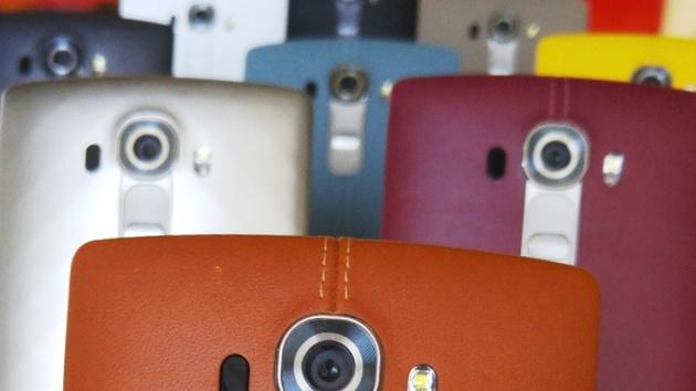 Smartphone: LG G4 ab 649 Euro in Deutschland erhältlich