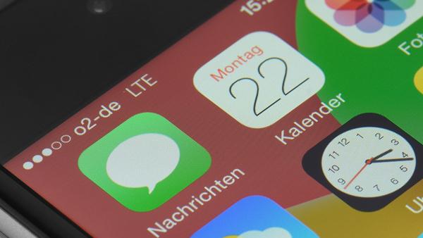 iPhone: Textnachricht sorgt für Absturz des Homescreens