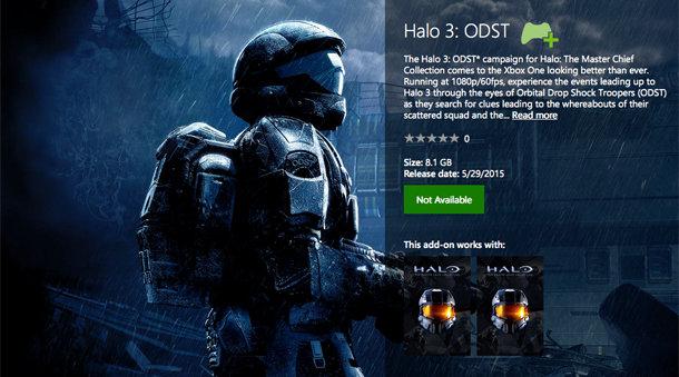 Eine kurzzeitige Listung des DLCs im Xbox-Marktplatz verrät Installationsgröße und Erscheinungstermin