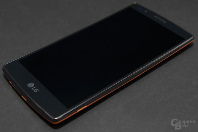 Das LG G4 im Test