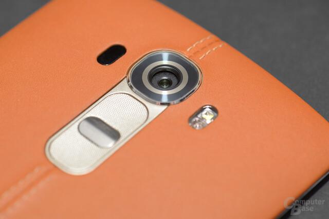 Die Kamera bietet eine Fülle an Features
