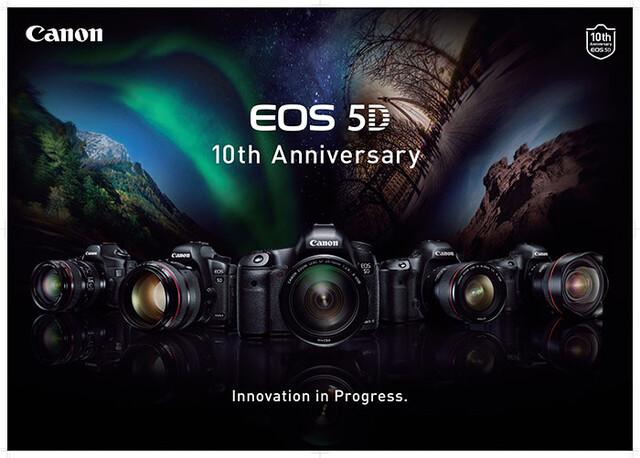 10 Jahre Canon EOS 5D