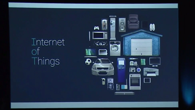 Google I/O 2015: Google stellt mit Brillo ein IoT-Betriebssystem vor
