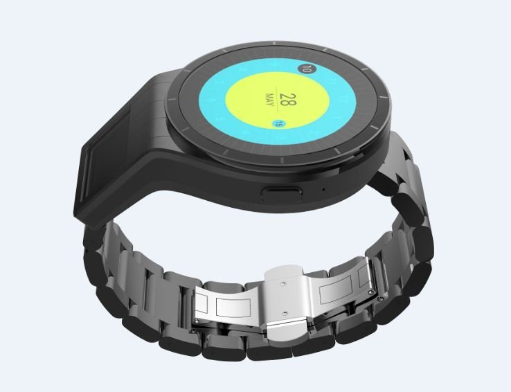 Lenovo Magic View Smartwatch-Konzept