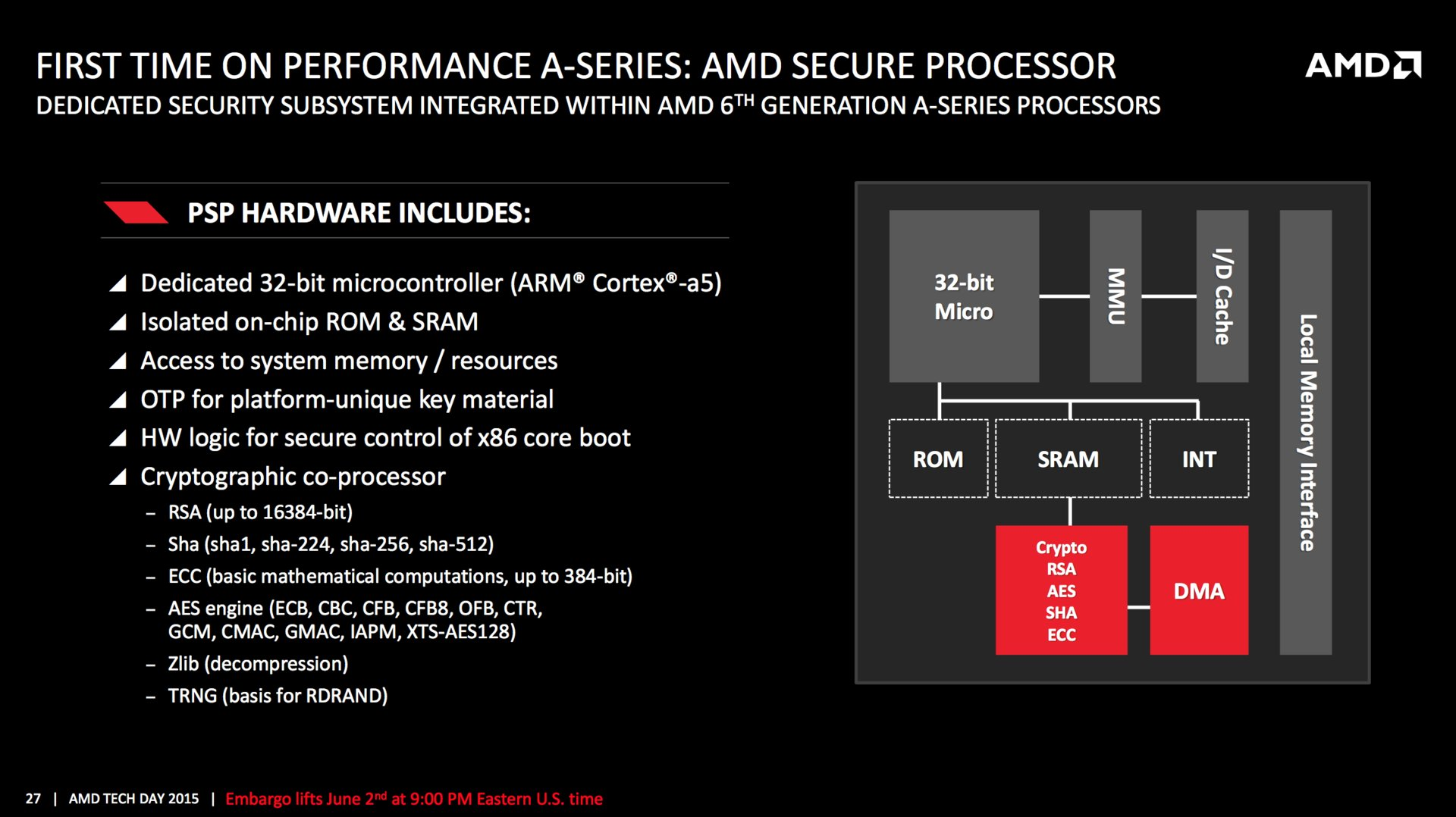 ARM-Security-Prozessor