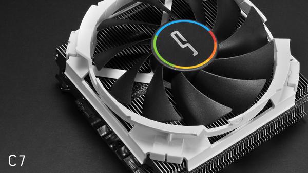 Cryorig: Sechs neue CPU-Kühler und ein Netzteil mit WLAN