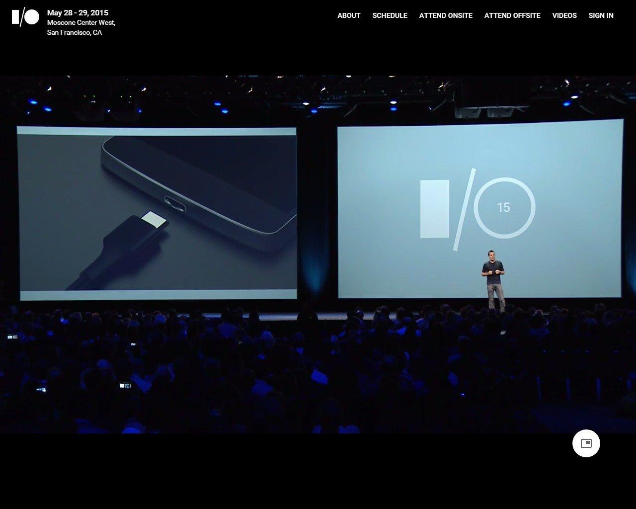 USB Typ C wird erstmals unterstützt