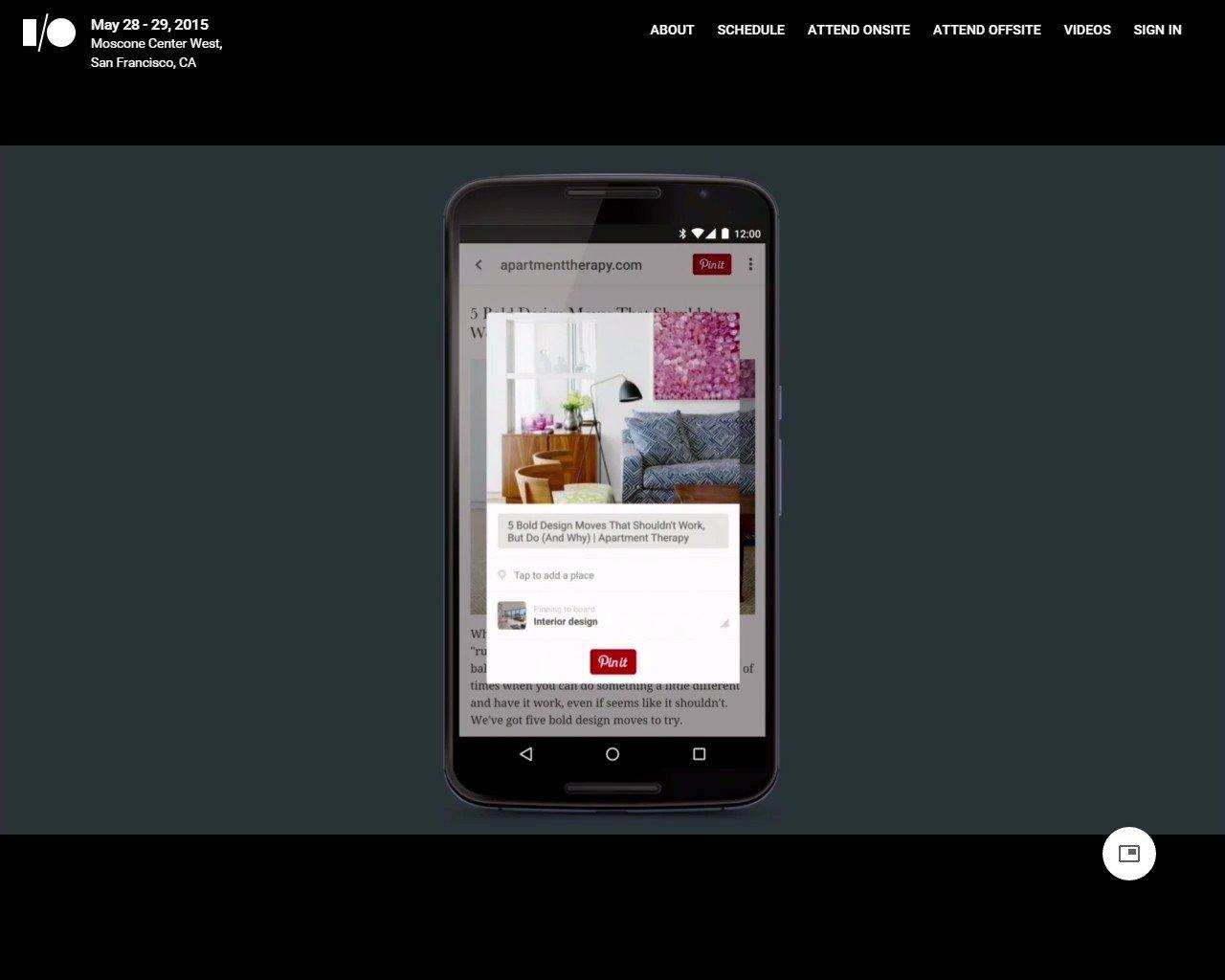 Chrome Custom Tabs sehen aus wie die App