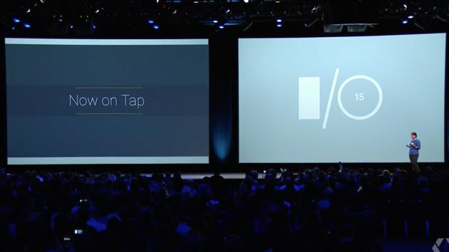 Google Now on Tap: Android M liefert Antworten innerhalb von Apps